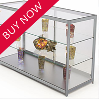 Aluminium Counters & Showcases