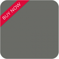 Dark Grey MDF Shop Shelves For Slatwall Displays