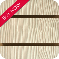 Beige Slatwall Panels 8x4 (2400x1200mm)