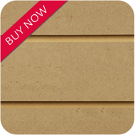Raw MDF Slatwall Panels 8x4 (2400x1200mm)