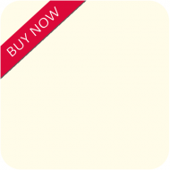 Sheet of Coral - Light Cream 18mm MDF Board
