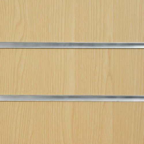 4x4 Ash Slatwall Panels