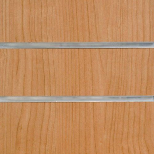 50mm Slot-Cherry Slatwall Panel