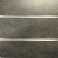 4x4 Concrete MDF Slatwall Panels