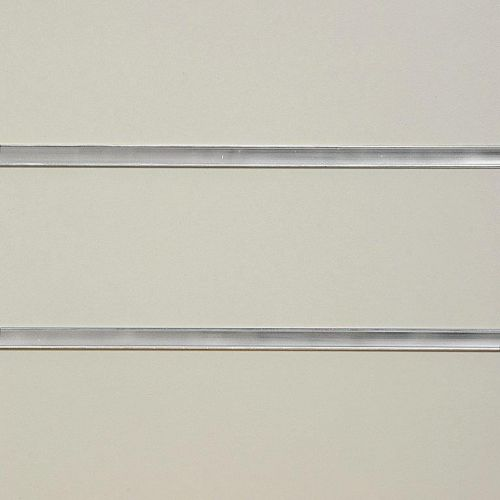 75mm Slot - Grey Slatwall Panel