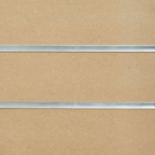 50mm Slot - Plain MDF Slatwall Panel