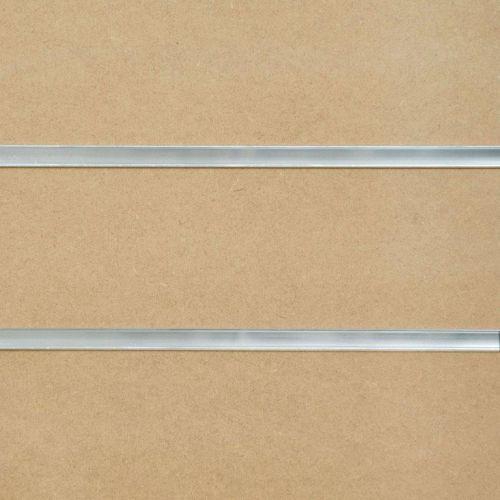 4x4 Raw MDF Slatwall Panels