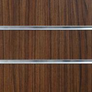 Walnut Slatwall Panels