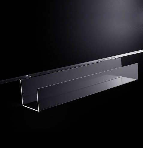 Lipped Shelf590mm Wide