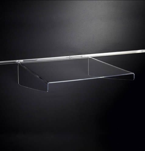 Shelf with Supports 300mm Wide