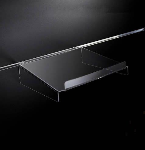 Deep Shelf with Lip 300mm Wide