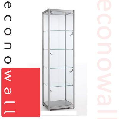 Tall Tower Shop Showcase Display 500W x 1980H x 400D