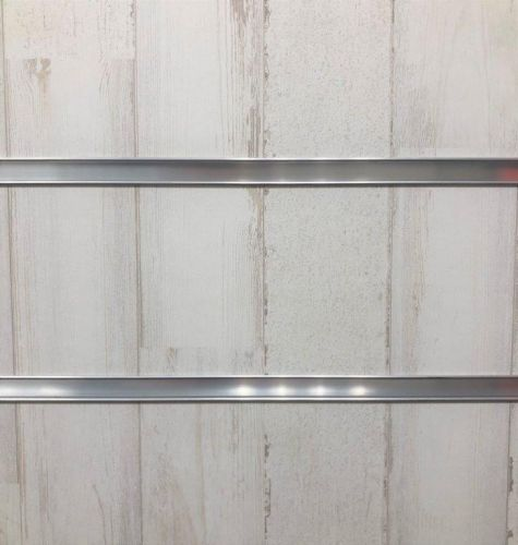 50mm Slot-White Pine Slatwall Panel