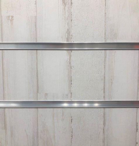 White Pine 75mm Slot Slatwall Panel