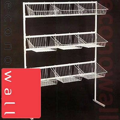 9 Tier Basket Stand