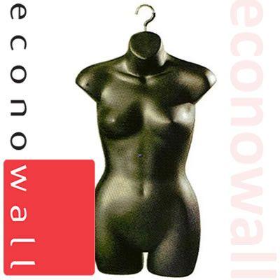 Female Hanger Style Body Form - Pack of 12