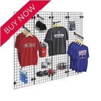 Gridwall® Panels & Gridwall Hooks