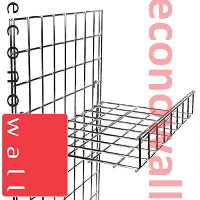 Flat Shelf With Lip (Box of 4)