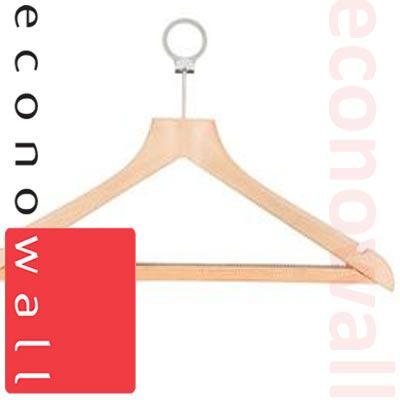 Wooden Secure Hotel Hangers