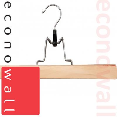 Wooden Clamp Hangers