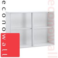 800mm Wide Kitchen Wall Carcase Cabinet-2 Colour finishes