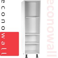 500mm Wide Extra Tall Kitchen Larder Carcase Cabinet- 2 Colour finishes