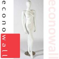 Lara - Gloss White Female Shop Display Mannequin