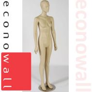 Amelia - Flesh Tone Female Shop Display Mannequin
