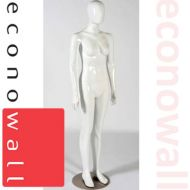 Zoe - White Female Shop Display Mannequin