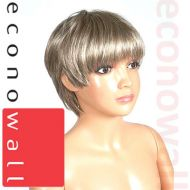 Short Blonde Hair Wig - For Child Mannequin