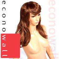 Long Light Brown Hair Wig - For Shop Display Mannequins