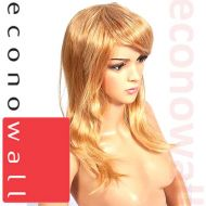 Long Straight Blonde Hair Wig - For Shop Display Mannequins