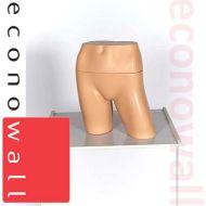 Female Panty Form Mannequin Fleshtone