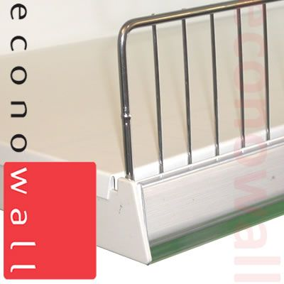 Wire Shelf Riser 150mm Exposed