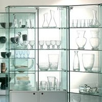 Aluminium & Glass Shop Display Showcases