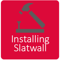 How To Install Slatwall Panels